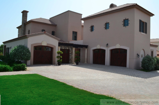 Very Large Luxurious Villa at Jumeirah Golf Estates Fire Course