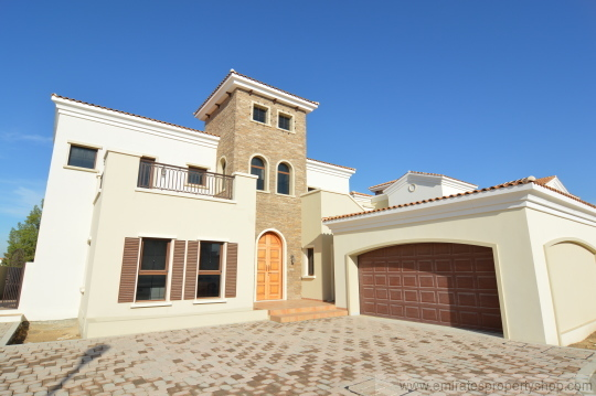 Jumeirah Golf Estates 5 Bedroom Villa for Rent with Golf Views