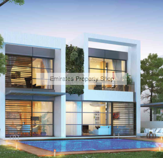 6 bedroom detached villa in Akoya Oxygen for sale
