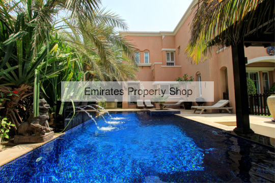 Well presented 5 bedroom villa in Arabian Ranches for sale