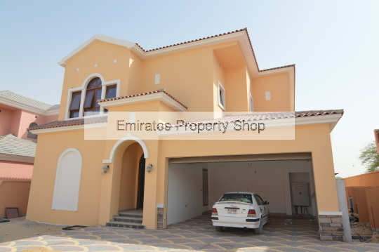 4 bed Villa in Jumeirah Golf Estates