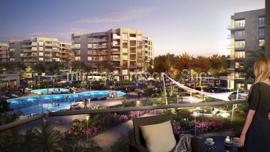 1 Bed Apartment for Sale on Incredible Payment Plan in Dubai South