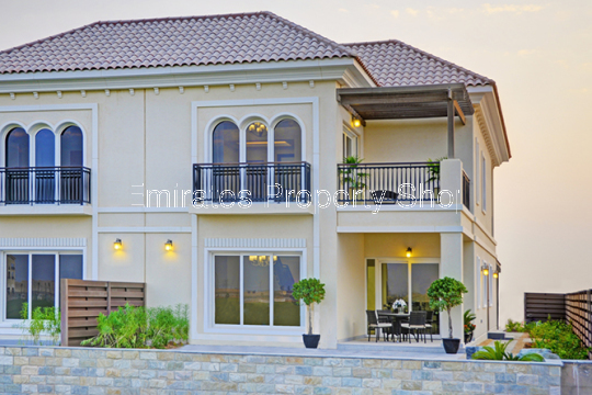 3 Bedroom Villa For Rent at Al Habtoor Polo Club and Resort