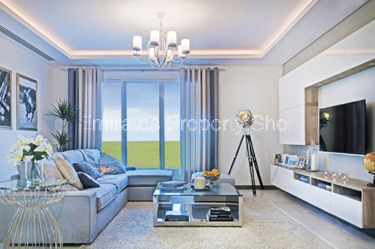 4 Bedroom Family Villa Located at Al Habtoor Polo and Resort club