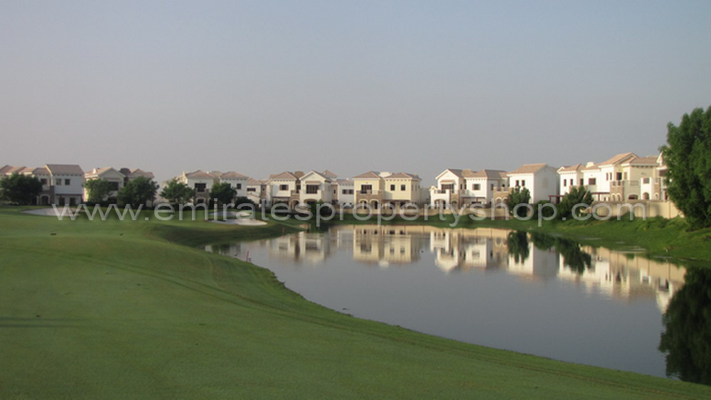 5 Bedroom Jumeirah Golf Estates Villa