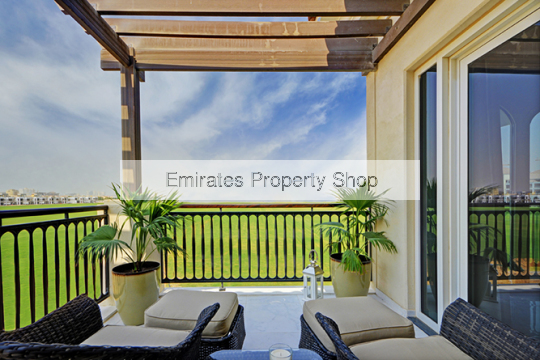 4 Bedroom Family Villa Located At Al Habtoor Polo And